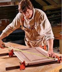 Making a picture frame Moulding Making Frameandpanel Doors Woodarchivist Making Frameandpanel Doors Woodarchivist