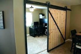 home office doors. Unique Office Office Barn Doors Glass Home Door Style Interior In  In Home Office Doors