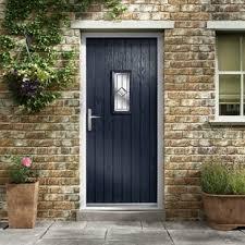 Speedwell Glazed Front Entry Door. By LPD Doors