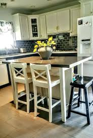 kitchen island chairs medium size of table metal bar stools