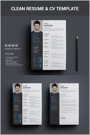 Extraordinary Resume Psd Template Gallery Of Resume Template