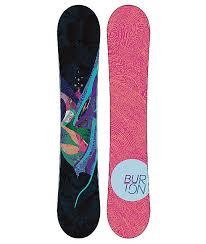 Burton Lux 154cm Womens Snowboard