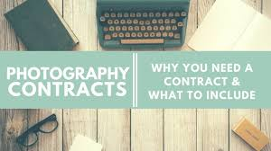 Photography Contracts Photography Contracts Why You Need A Contract What To Include Zenfolio Follow The Light