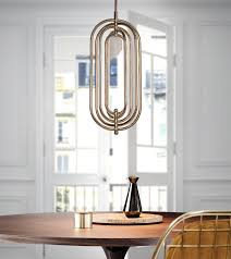 different lighting fixtures. This Is The Kind Of Lamp That Would Look Perfect In A Modern House Design, Especially Dining Room Right Above Table. Different Lighting Fixtures