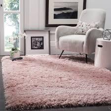 Light Pink Fluffy Rug Light Pink Shag Rug Pogot Bietthunghiduong Co