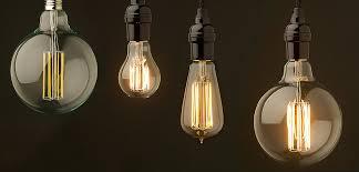 filament led efficient and decorative
