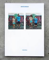artists book of the week switcheroo hana pesut