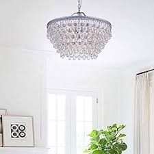 schonbek chandelier replacement crystals lovely wesley crystal 6 light chandelier with clear teardrop