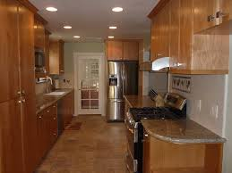 Home Improvement Kitchen Kitchen Home Improvement With Alder Wood Cabinets Kershaw