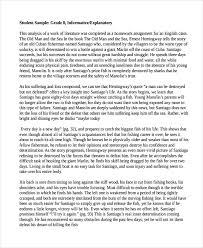 8th Grade Essay Examples Free 11 Informative Essay Examples Samples In Pdf Examples
