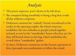emily dickinson poems analysisbull