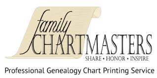 Family Chartmasters Professional Custom Genealogy Charts