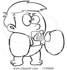 Coloring Pages Of Boxing Gloves Betterfor