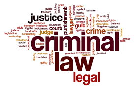 short essay on the criminal laws in