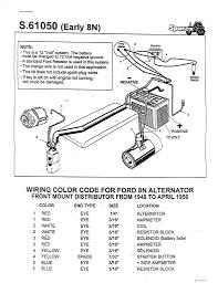 ford 9n wiring diagram 12 volt conversion