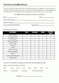 Free Feedback Form Feedback Form A to Z Free Printable Sample Forms 2
