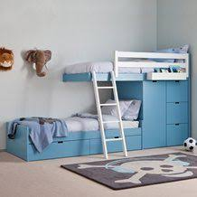 kids beds with storage boys. Delighful Storage KIDS 3 TIER TRAIN BED With Wardrobe Storage Boys Beds  Unique Childrens  Unusual Bed For Bunk Throughout Kids With Storage S
