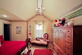 Little girl's dream room traditional-kids