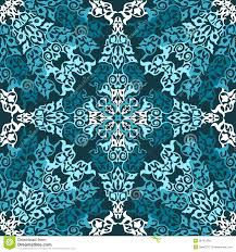 seamless pattern in mosaic ethnic style royalty free stock images