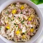 hawaiian  chicken salad appetizer