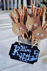 images about sound of music party online kitten whiskers straws for my favorite things birthday party details on the blog my favorite