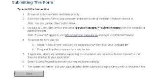 Downloading And Submitting Forms | Civil Aviation Safety Authority