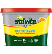 Solvite Ready Mixed Wallpaper Adhesive ...