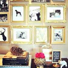 collage wall frames gold frame collage wall photo frames collage wall hanging