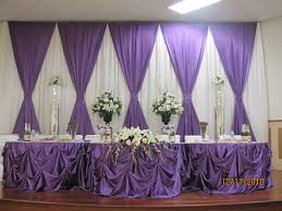 Headtable Different Colors Though In Pink Purple And Black