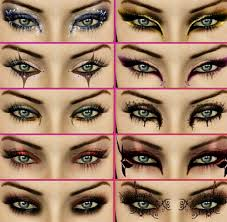 dramatic eye makeup ideas photo 1