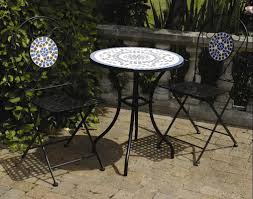 Furniture Retro Metal Porch Chairs Vintage Patio Table Old Metal