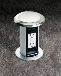 pop up electrical countertop kitchen pop up receptacle needed in lovable kitchen pop up electrical