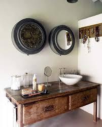 antique vanity units for bathroom