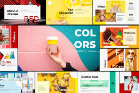 Power Point Tempaltes Colors Free Powerpoint Template Free Design Resources