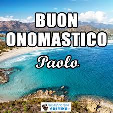 Buon onomastico Pietro Paolo Paola Immagini 29 giugno