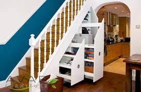 Affordable Under Stair Storage Shelf System
