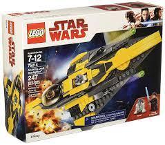 ĐỒ CHƠI LEGO Star Wars 75214 Anakins Jedi Starfighter - Thế Giới Lego