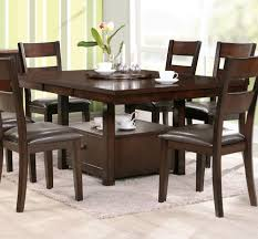 Entrancing What Size Square Dining Table Seats Loccie Better Homes
