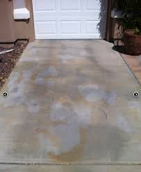 most customers do not know they have a rust problem until after their concrete is professionally cleaned spot treating rust stains will not provide a