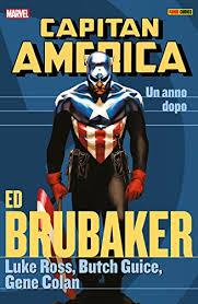 Capitan America Brubaker Collection 10: Un anno dopo (Italian ...