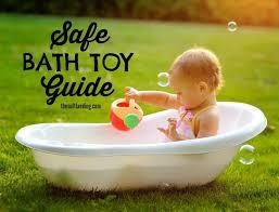 safe bath toy guide