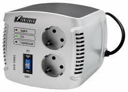 <b>Стабилизатор</b> напряжения однофазный <b>Powerman AVS</b> 1000C ...