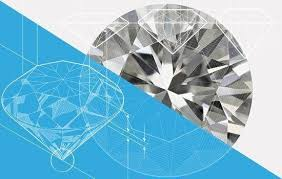 Diamond Mm Size Weight Chart Diamond Size Chart Size Of Diamonds By Mm