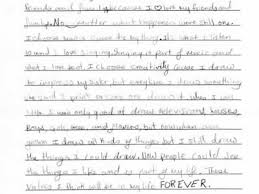 challenging negative stereotypes to narrow the achievement gap  handwritten essay 400 jpg