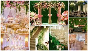 Small Picture Garden Wedding Decor Gallery Wedding Decoration Ideas