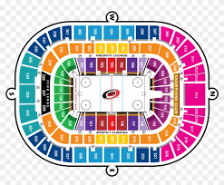 Carolina Seating Chart Hurricanes Carolina Hurricanes Seating Chart Hd Png