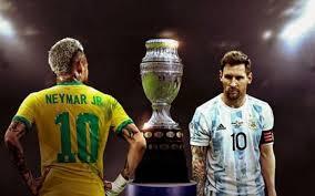 نهائي كوبا أمريكا.. موعد مباراة الأرجنتين والبرازيل