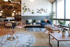 Best Coworking Space Design An Inside Look At Weworks Pasadena Coworking Space