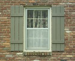 Diy Exterior Window Shutters Wooden Slat Shutters Shutters And Hardware Pinterest Window