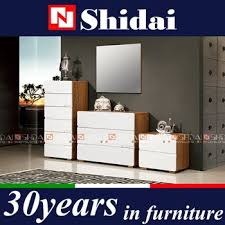 Modern white lacquer bedroom furniture set , cheap modern bedroom sets , italian bedroom set, View modern white lacquer bedroom furniture set, SHIDAI ...